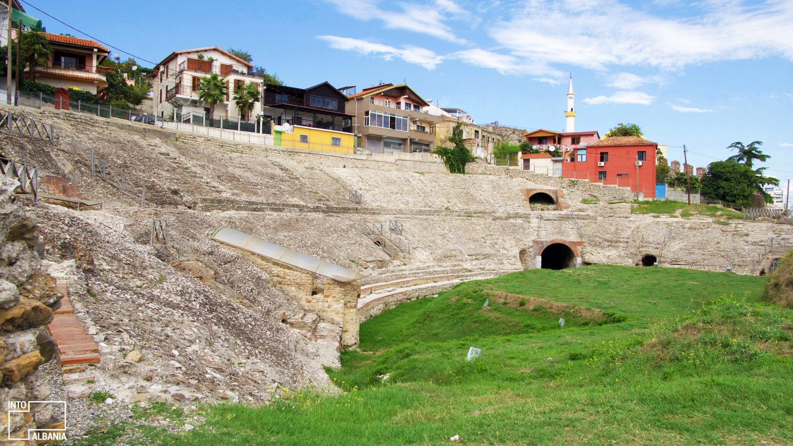 Amphitheatre of Durres-1