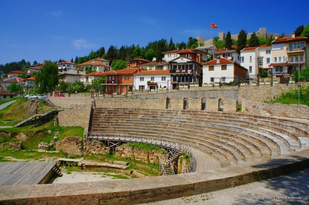 Ancient Theater,Ohrid-3