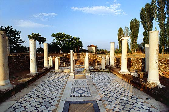 Ancient city of Heraclea -4