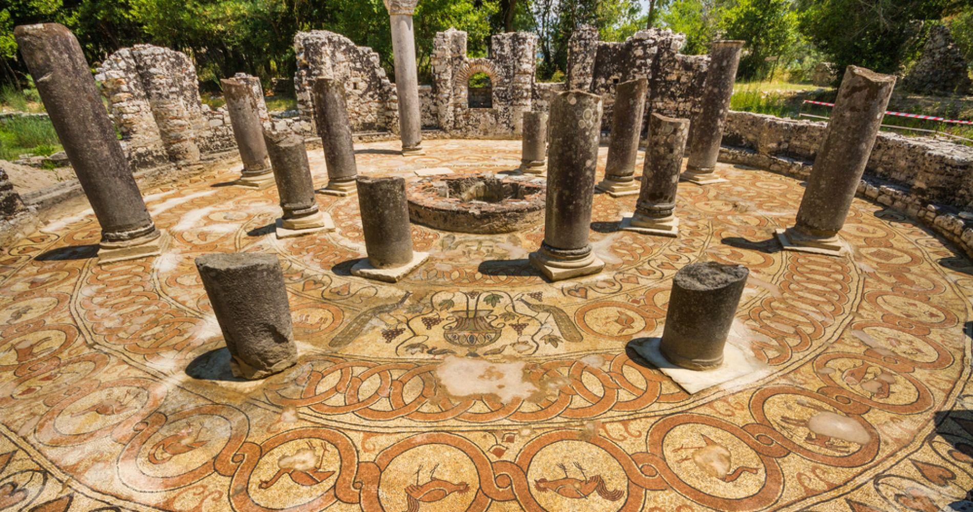 Archeological Park of Butrint-2