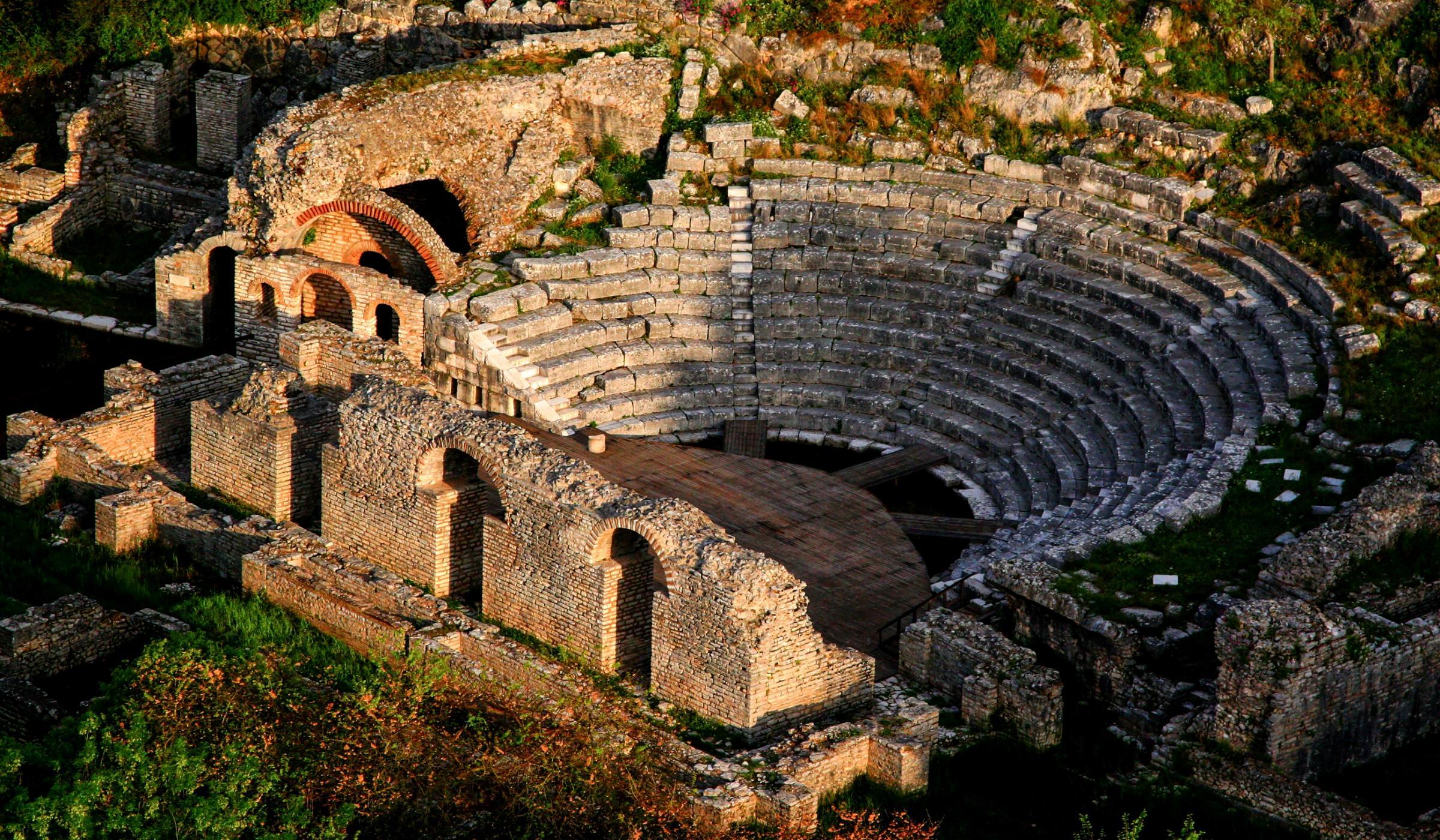 Archeological Park of Butrint-4