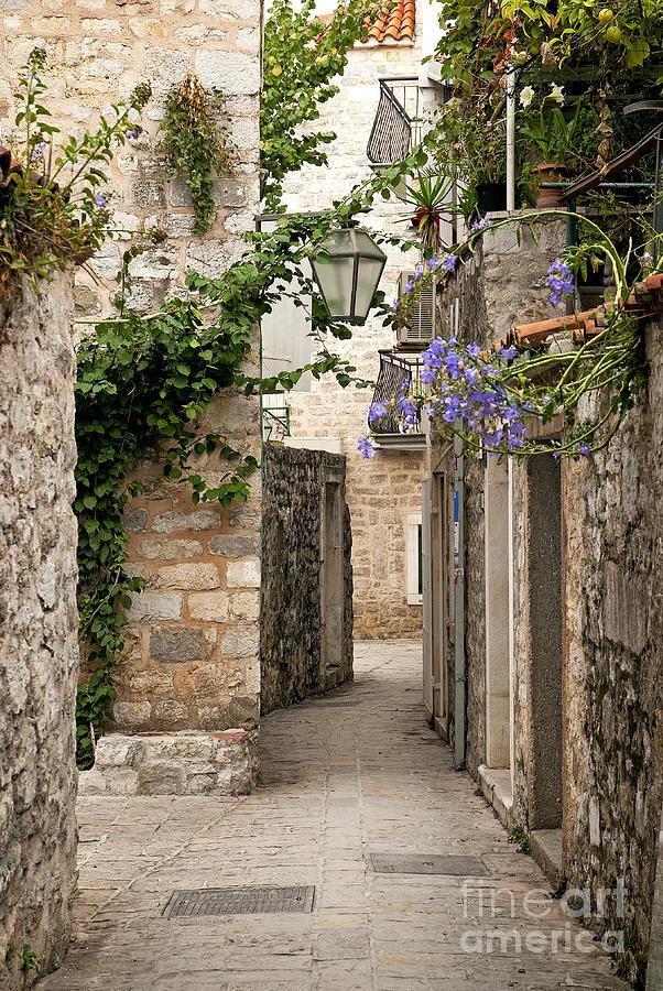 Budva Old Town-3