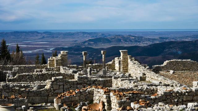 Byllis Archeological Park-1