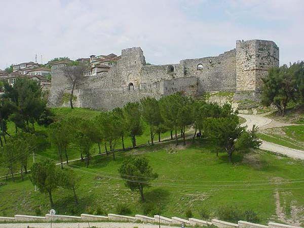 Castle of Berati-1