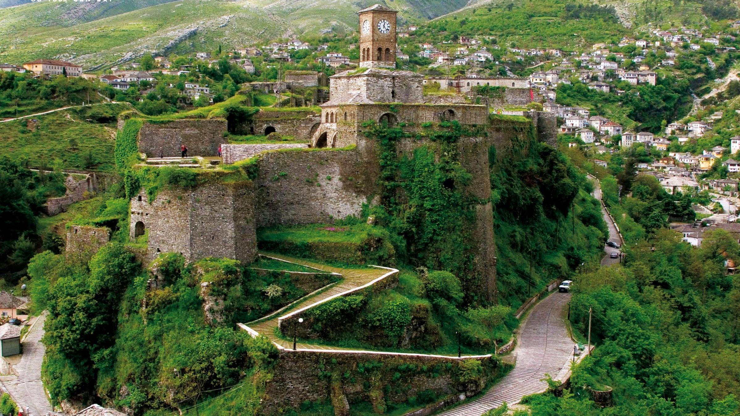 Castle of Gjirokastra-2
