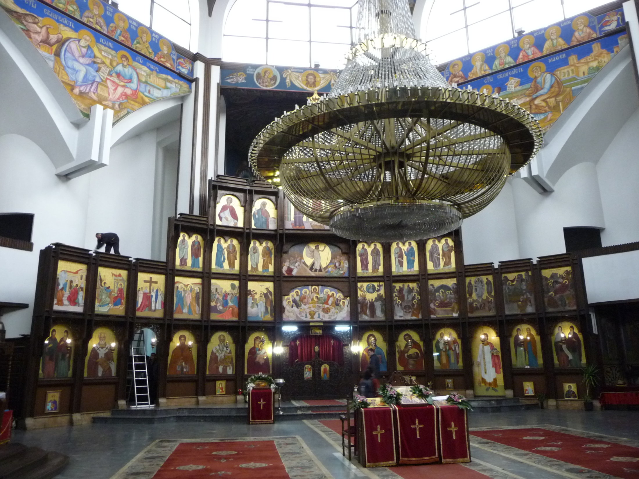 Church of St. Clement,Ohrid -4