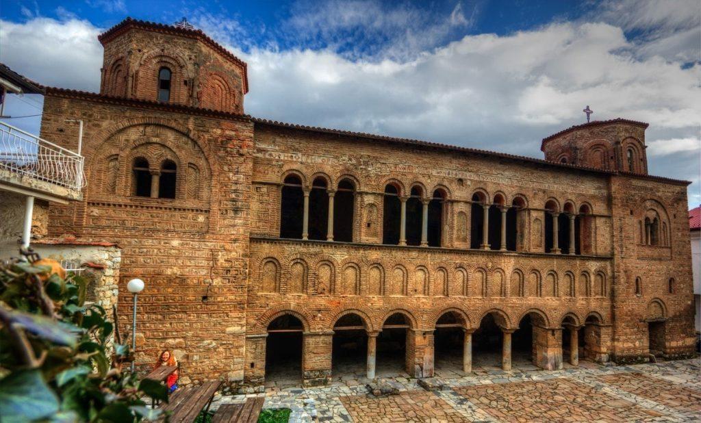 Church of St.Sophia, Ohrid-5