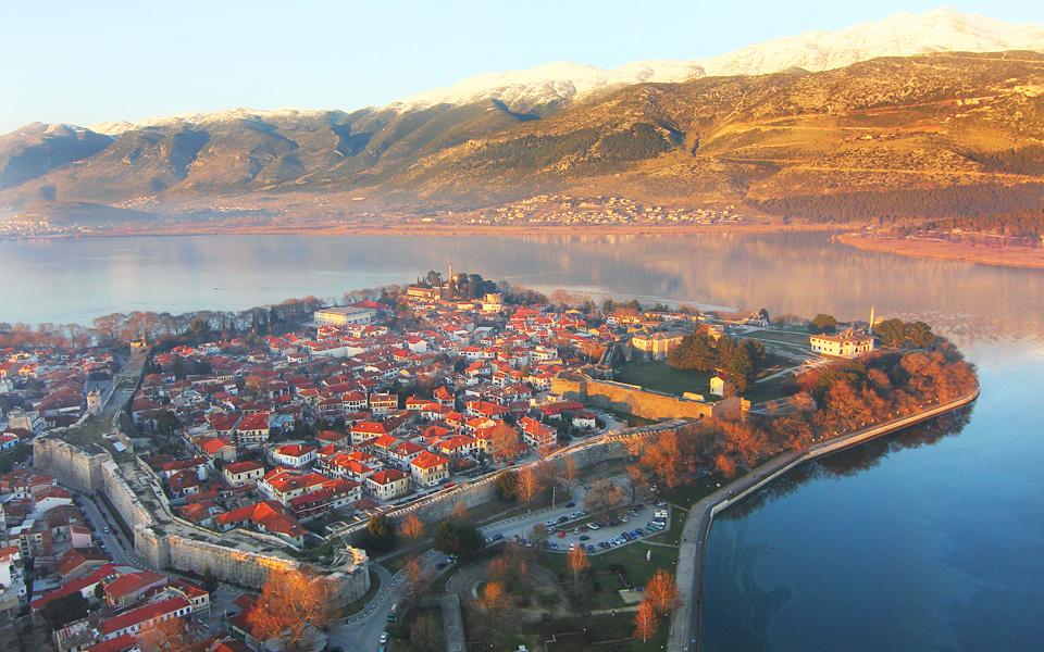 City Overview,Ioannina-1