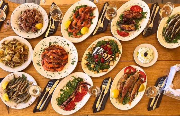 Dinner Menu- 6