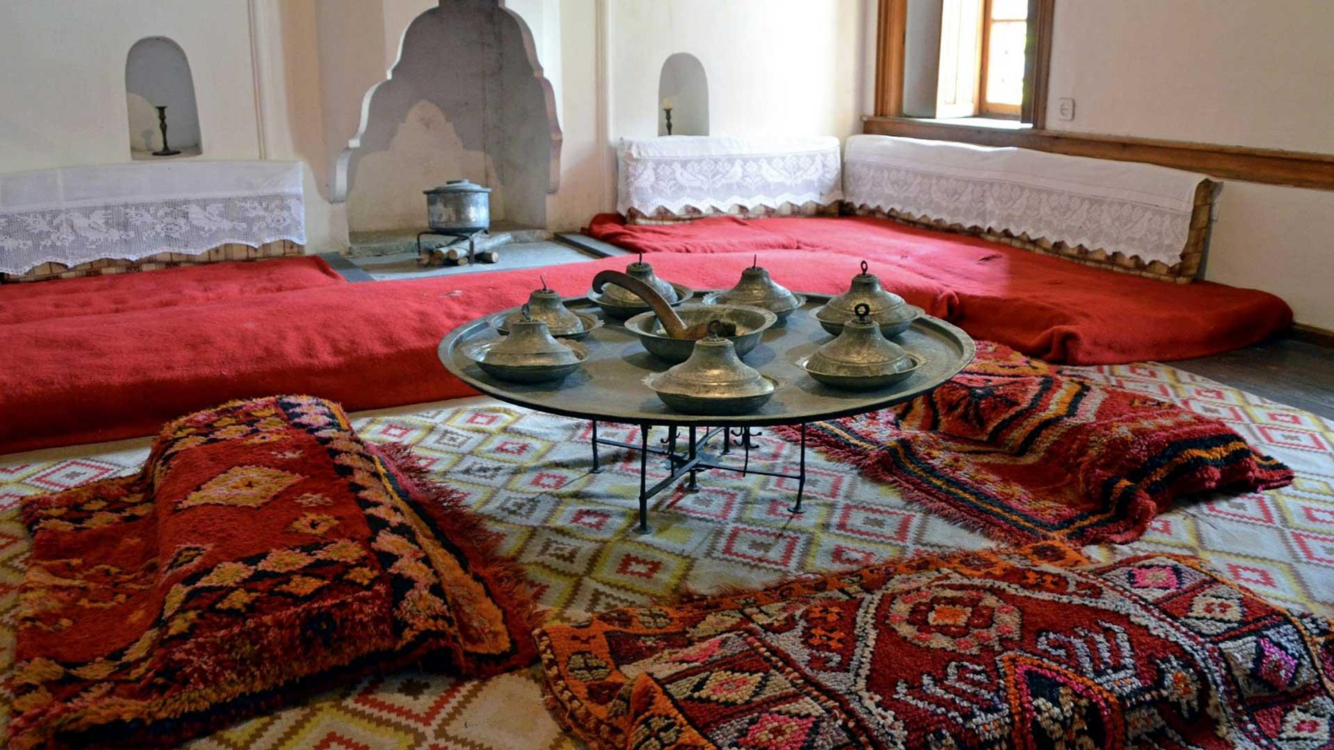 Ethnographic-Museum,-Gjirokastra—4