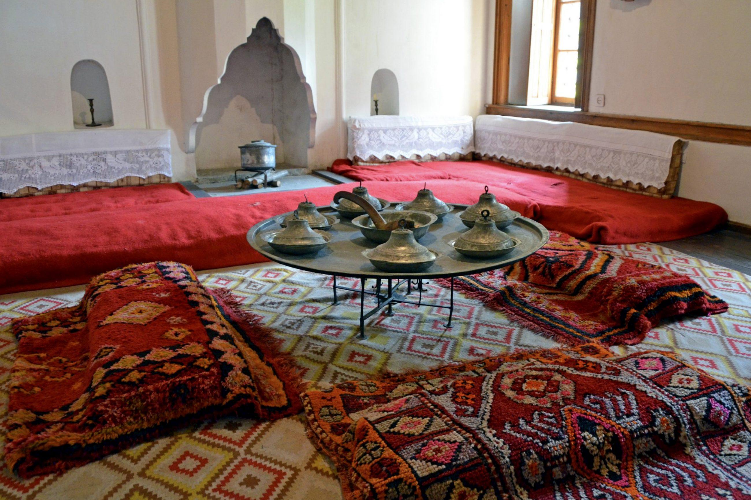 Ethnographic museum, Gjirokaster -4