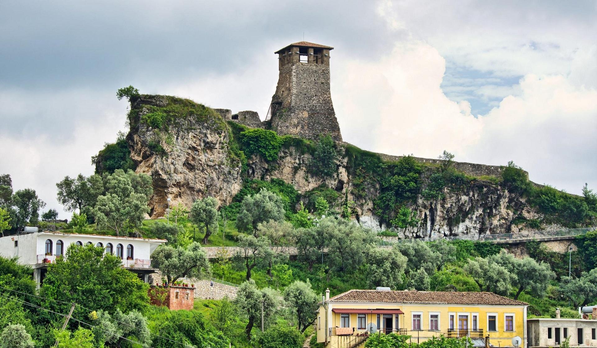 Fortress of Kruja-2
