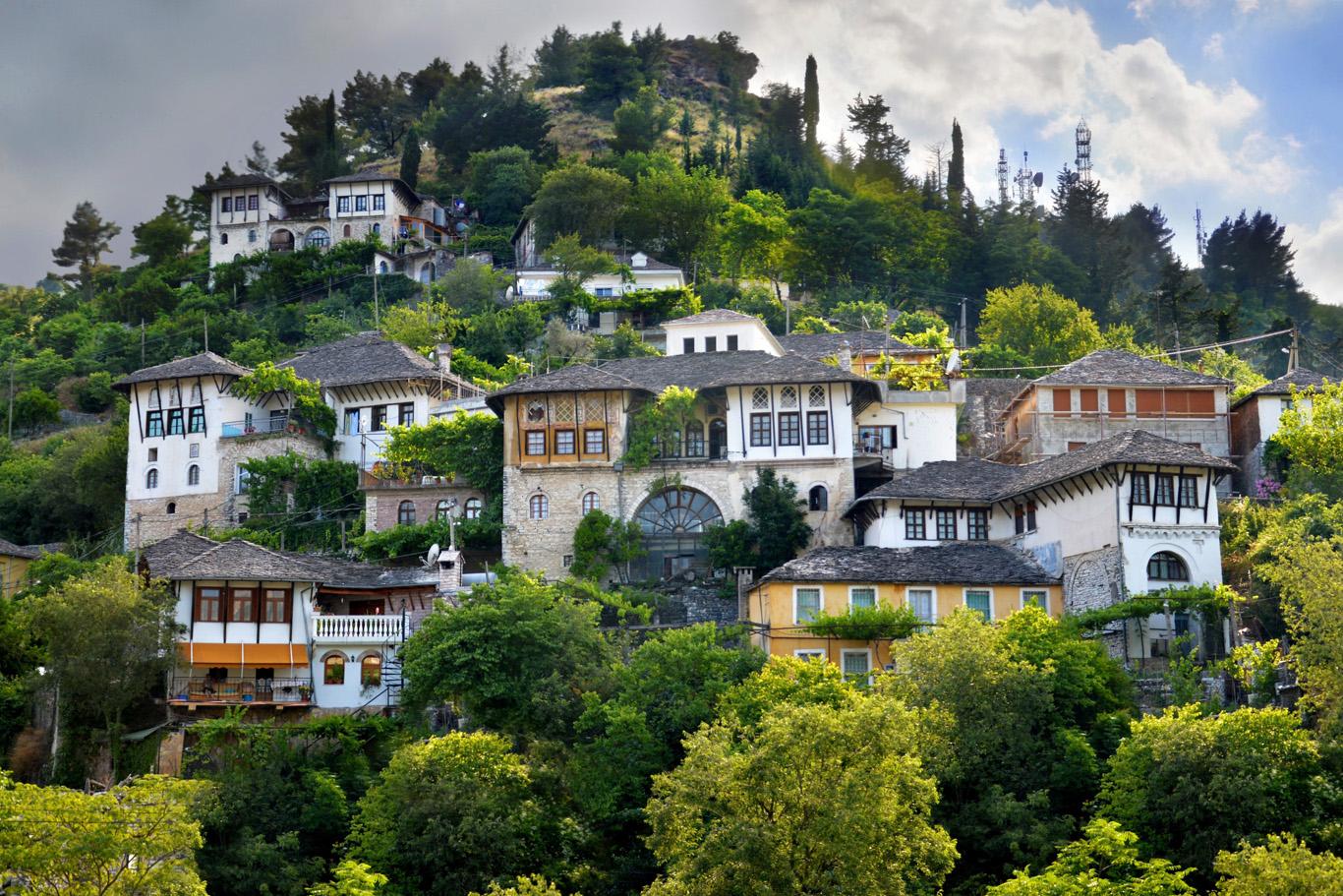 Gjirokastra Houses-5