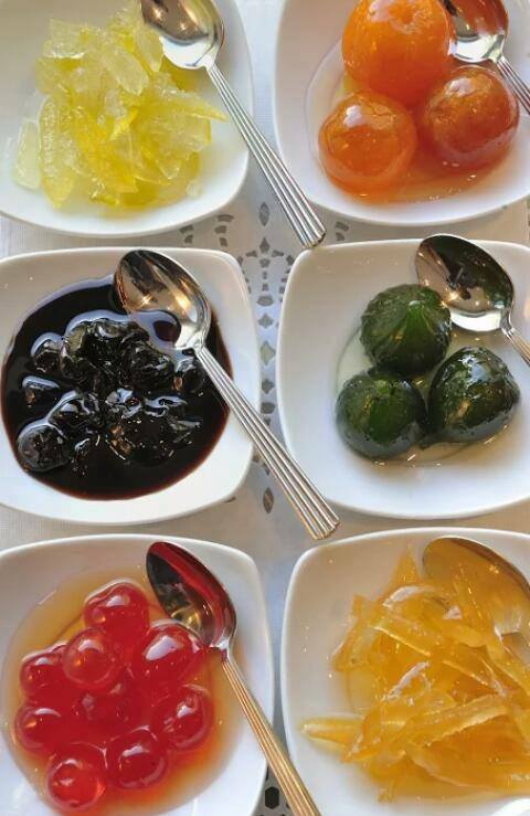 Gliko, Traditional Food-3