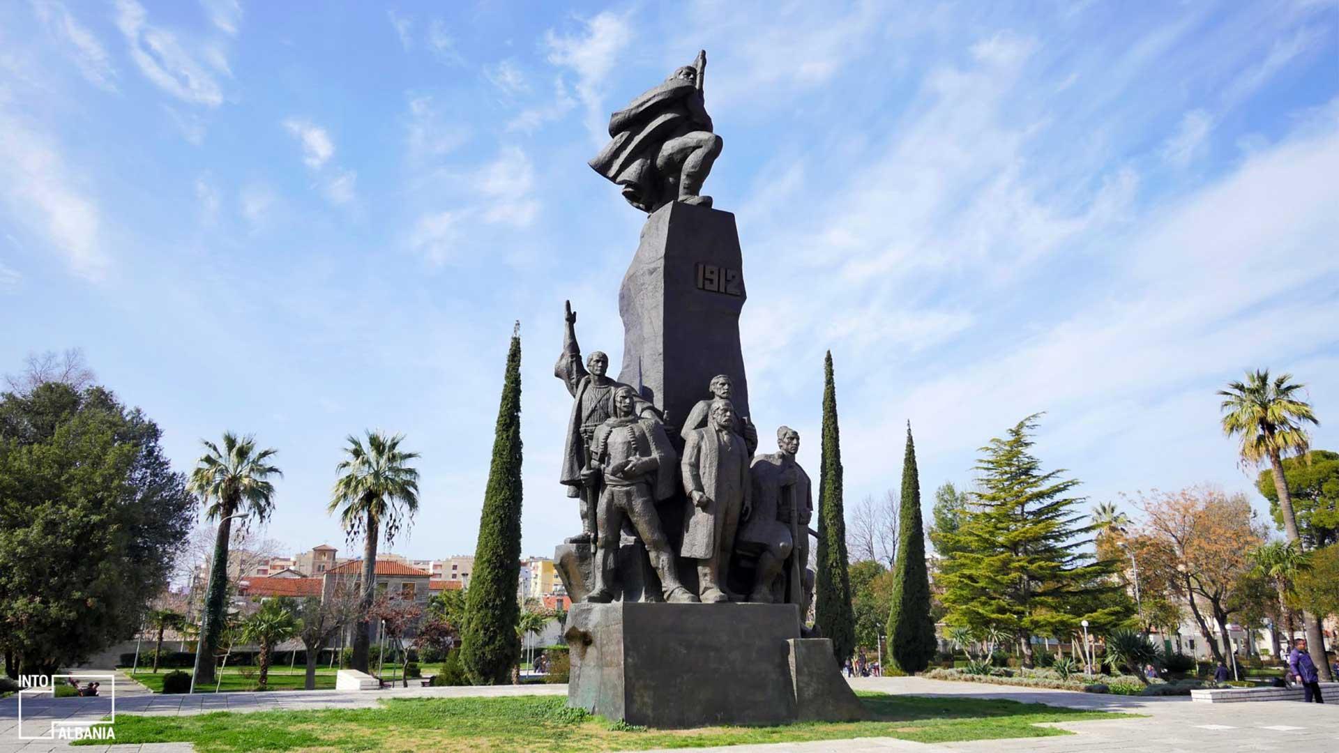Indipendent-Square,Vlora–7