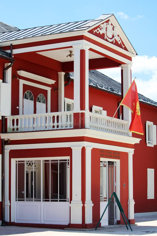 King Nicola palace,Cetinje-3
