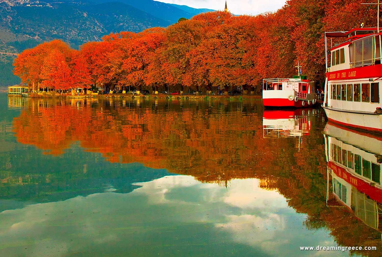 Lake of Ioaninna -3