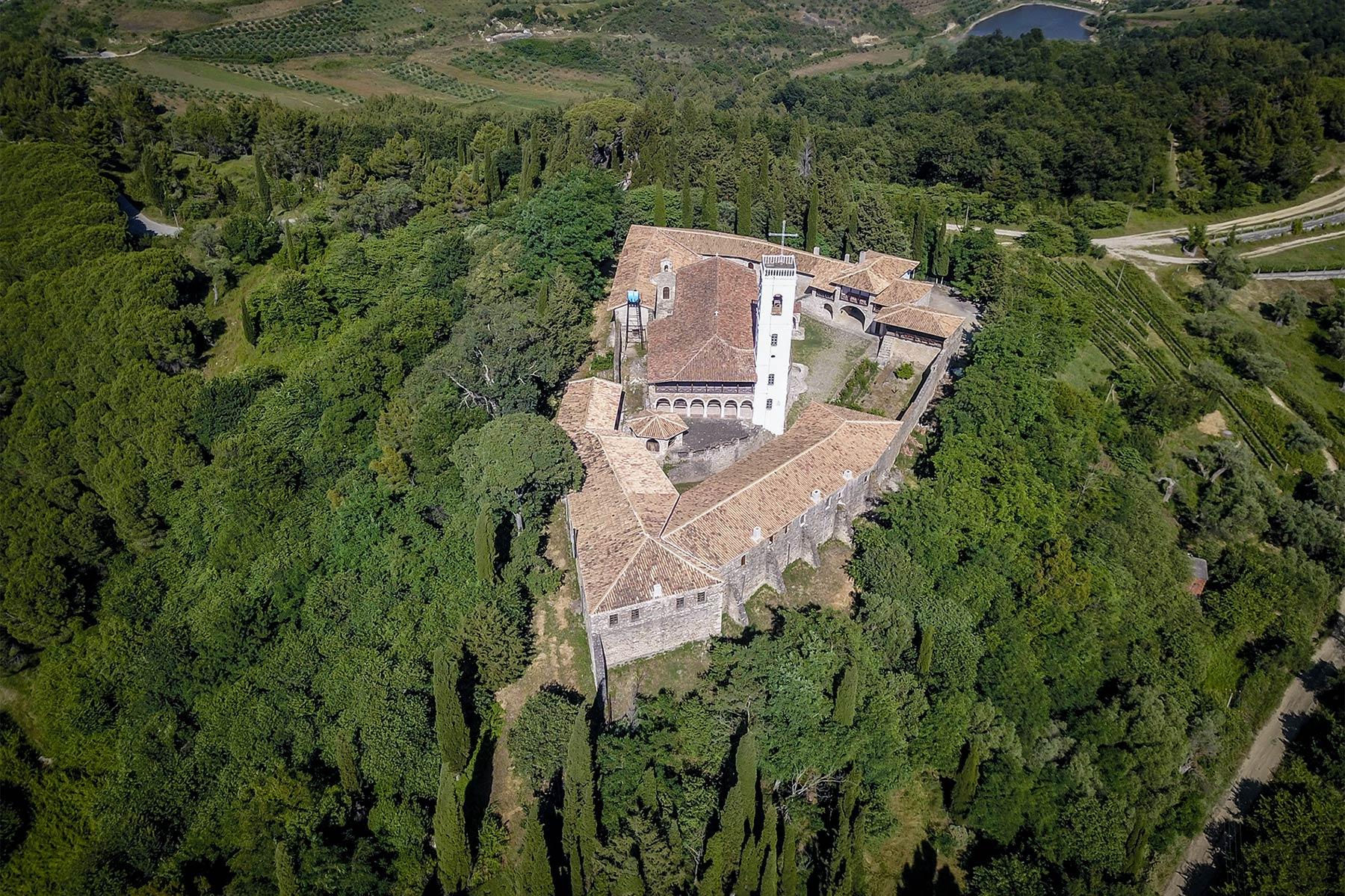 Monastery of Ardenica-1