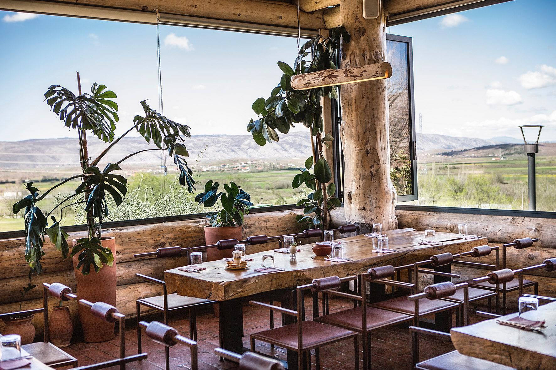 Mrizi-i-Zanave Restaurant,Fishte -4