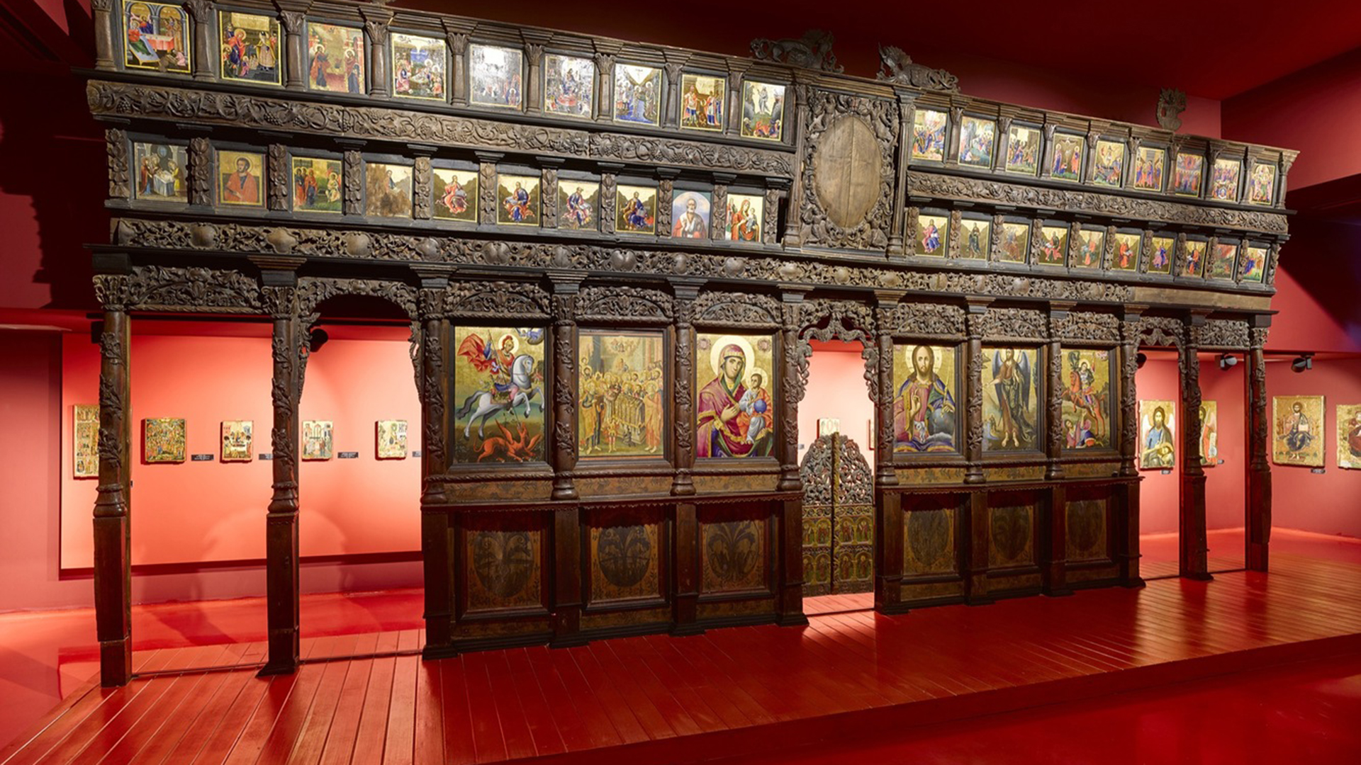 National Museum of Medieva,Korca -2