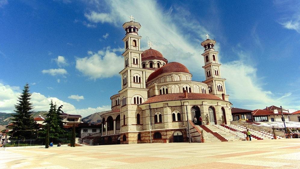 Orthodox Cathedral, Korca-4