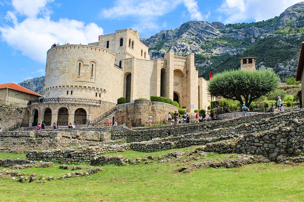 Skanderbeg's Museum-4