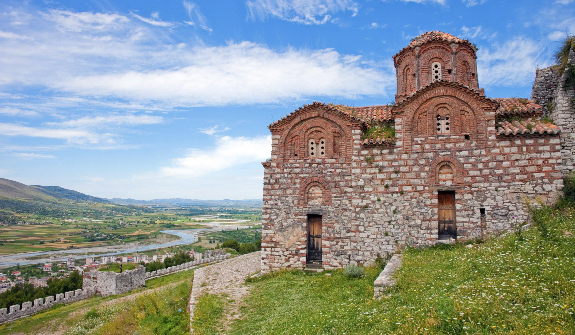 St.Mary Church,Berat -4