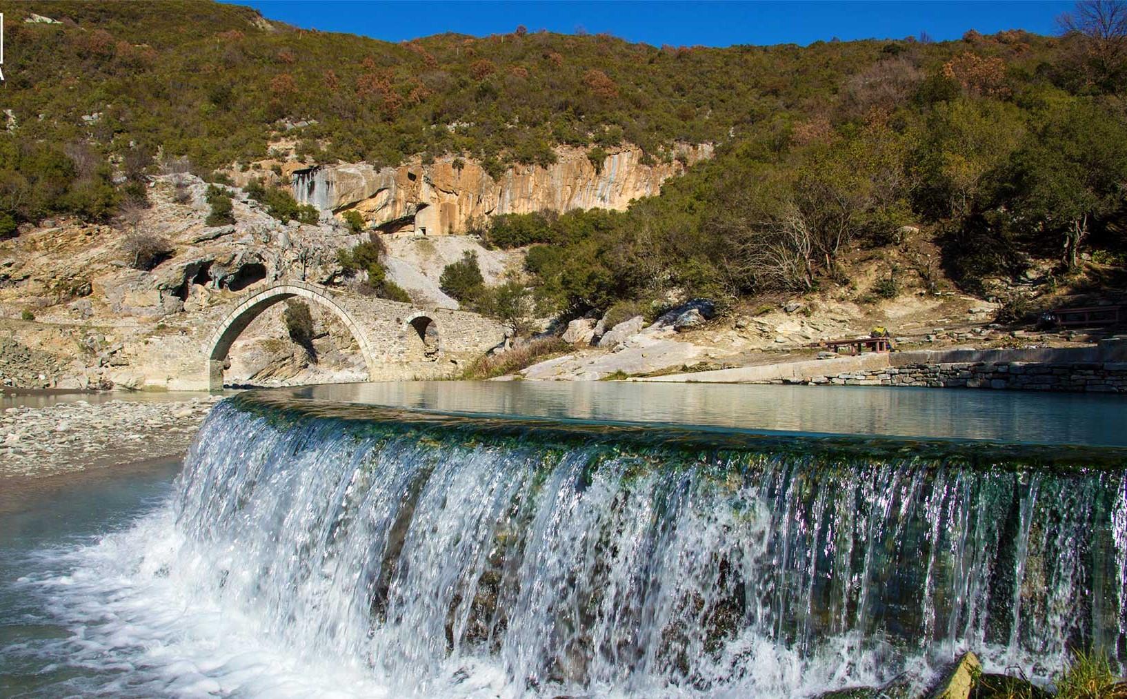 Thermal Waters, Benje, Permet- 2