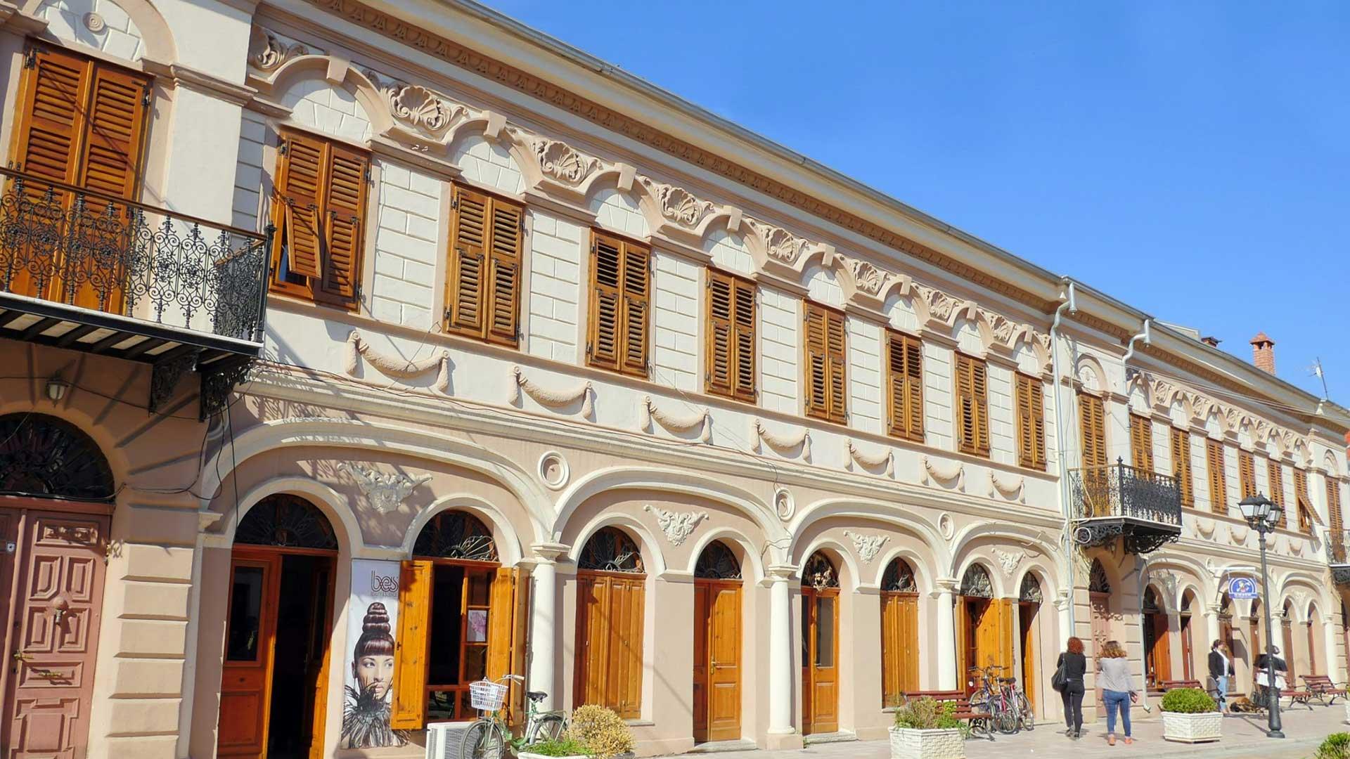 Venetian-Houses–Historical-Centre,Shkodra-3