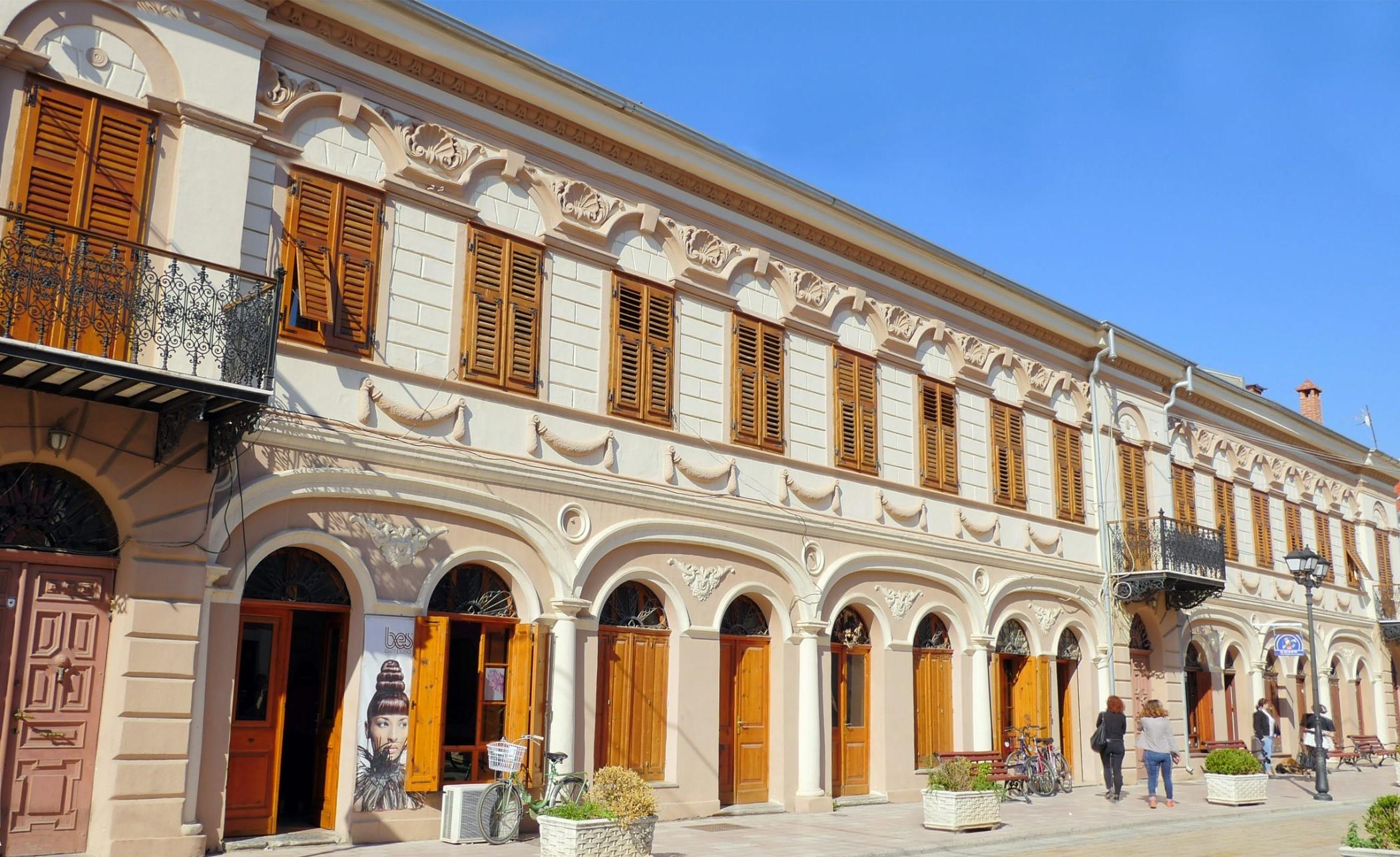 Venetian Houses,Shkodra-1
