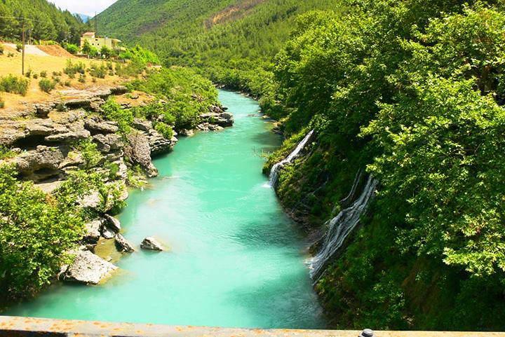 Vjosa River,Permet-2